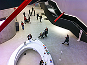 MAXXI, National Museum of the Arts of the XXI. Century, Zaha Hadid, Rome, Italy - DIS000393
