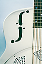 Part of resonator guitar - TCF003823