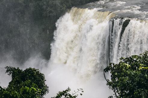 South America, Brazil, Iguassu Falls - AMCF000038