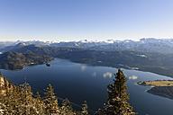 Germany, Bavaria, Upper Bavaria, Karwendel, Lake Walchensee, - LAF000536