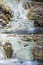 Italy, Tuscany, Val d'Orcia, Bagni San Filippo, Hot spring at Fosso Bianco - MJF000744