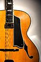 Close-up of a guitar - TC003883