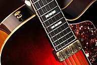 Close-up of a guitar - TC003904