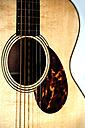 Close-up of a guitar - TC003896