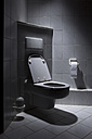 Germany, Empty toilet - MAEF007693