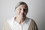 Portrait of senior woman - JATF000665