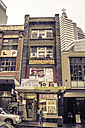 Australia, New South Wales, Sydney, view to facades at Chinatown - FB000220