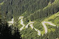Austria, Vorarlberg, Montafon, Grossvermunt, Silvretta High Alpine Road - SIEF005022