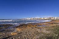 Spain, Balearic Islands, Mallorca, Colonia de Sant Jordi, - THAF000030