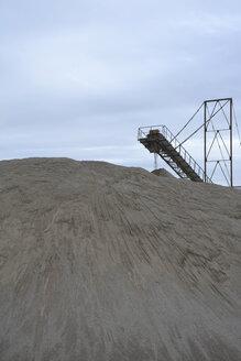 Germany, Bavaria, Feldkirchen, gravel quarry - AXF000623