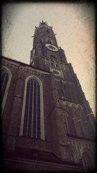 Tower of St. Martin's Church, Landshut, Bavaria, Germany - SARF000232