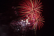 Fireworks in the night sky - EGF000008
