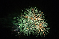 Fireworks in the night sky - EGF000009