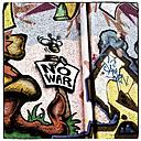 Germany, Baden-Wuerttemberg, Tuebingen, the Eppler House, graffiti - LV000625