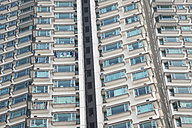 China, Hongkong, Lantau Island, Tung Chung, high rise residential buildings - GWF002558