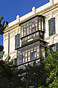 Spain, Majorca, Palma, House front - THAF000063