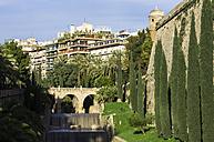 Spain, Majorca, Palma, Cityscape - THAF000072