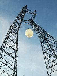 Winter sun, installation at the OK place, Linz, Upper Austria, Austria - MS003331
