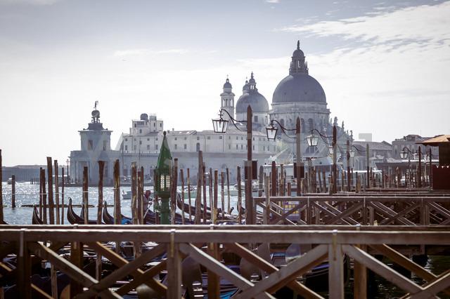 Italy, Venice, Church Santa Maria della Salute - EJWF000261 - EJW/Westend61