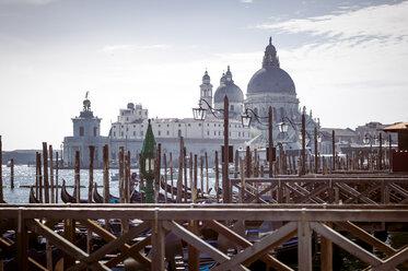Italy, Venice, Church Santa Maria della Salute - EJWF000261