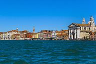 Italy, Venice, Dorsoduro, Cityscape - EJWF000270