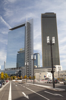 Germany, Hesse, Frankfurt, Office towers - WI000365