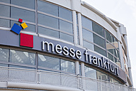 Germany, Hesse, Frankfurt Trade Fair - WI000375