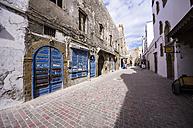 Morocco, Essaouira, Kasbah, alley - THAF000090