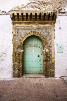 Morocco, Essaouira, Kasbah, gate - THAF000093