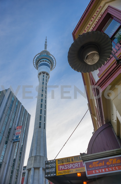 New Zealand, North Island, Auckland, Sky Tower - JB000060