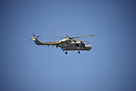 South Africa, Military helicopter,mid-air - AK000298