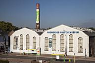 Germany, North Rhine-Westphalia, Oberhausen, LVR Industrial Museum - WI000418