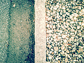 Austria, Mondsee street, detail - WV000431