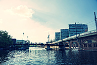 Germany, Berlin, view to Spree river - PAF000435
