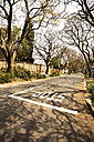 South Africa, Johannesburg,  Street in Parkview district - TKF000293