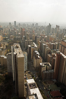 South Africa, Johannesburg, Overview of Hilbrow - TKF000282