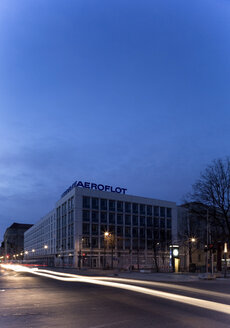 Germany, Berlin, Aeroflot building - TK000302