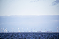 Germany, Wind park at North Sea - FOF006349