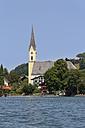 Parish church St. Sixtus, Schliersee, Bavaria, Germany - SIEF005109