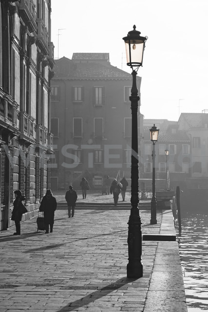 Italy, Veneto, Venice, Cannaregio, Fondamento de la Misericordia - LA000647 - Albrecht Weißer/Westend61