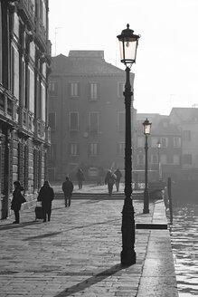 Italy, Veneto, Venice, Cannaregio, Fondamento de la Misericordia - LA000647
