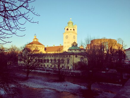 Mueller's public bath, Munich, Bavaria, Germany - RIMF000132