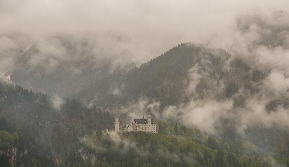 Germany, Bavaria, Fuessen, Neuschwanstein Castle - WG000258