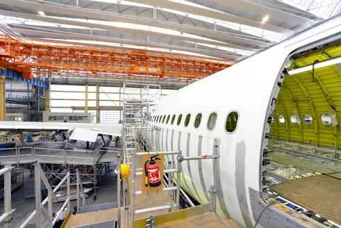 Germany, Aircraft under construction - SCH000040