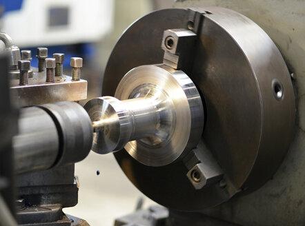 Germany, CNC machine, detail - SCH000104