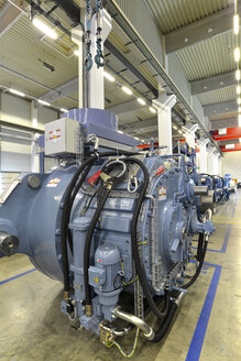 Germany, Production of wind tubines, Turbine gear - SCH000114