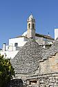 Italy, Puglia, Alberobello, old town, Trullo - LB000620
