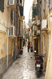 Greece, Corfu, Old town - AJF000023