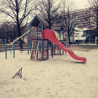 Playground, Munich, Bavaria, Germany - GS000793