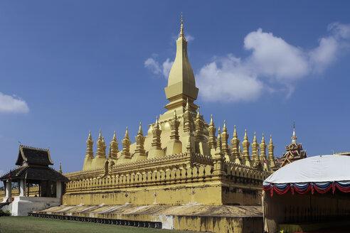 Laos, Vientiane, Pha That Luang - SJ000097